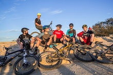 Meet Felt's 2014 Enduro Team