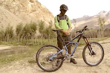 Video: Matt Hunter's Afghanistan Bike Check