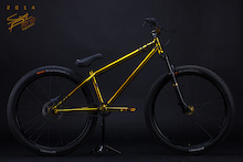 Video: Sam Pilgrim's Gold Bike Check