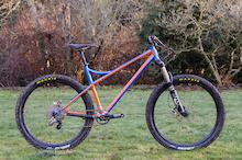 RSD Bikes Triumph Hardtail - Review