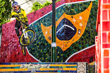 Results: City Downhill World Tour 1 -  Santos, Brasil