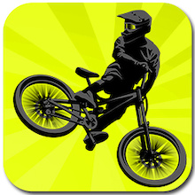 Bike Mayhem Extreme Mountain Racing - iOS and Android Game