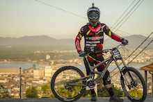 Mick Hannah and the Urban City Downhill World Tour