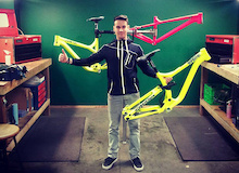 Remy Metailler Signs For Commencal