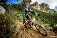 Western Province Downhill Round 1 - Vuurberg, South Africa