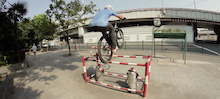 Video: Street Trials in Shanghai
