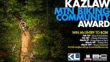 Contest: Nominate a Deserving Rider for the BC Bike Race -
