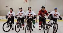 Video: Bike Hockey in the 2018 Olympics?