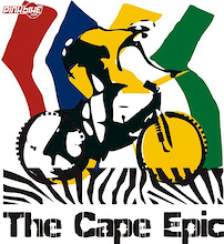Cape Epic Team Stage Race, February 2004 - South Africa