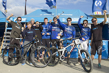 2014 Unior Tools DH and EWS Teams