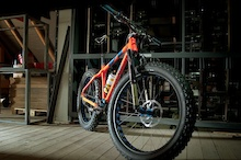 Video: World´s First Gearbox Fat Bike