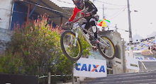Video: Stair Racing with Tomas Slavik