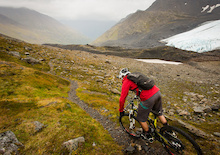Avoiding Bears While Fishing and Hunting For Singletrack in Alaska