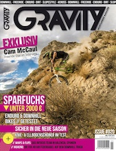 Gravity Mountainbike Magazine #20