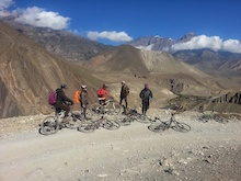 12 days of Exhilaration: Mountain Biking in Nepal