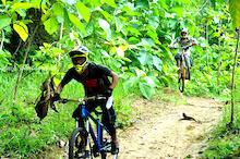 Joy Ride at Menilo Bike Park