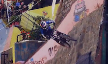 Video: Valparaiso Urban DH Highlights