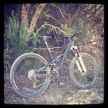 First Look - Prototype Devinci All-Mountain Bike
