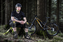 Greg Callaghan signs with Nukeproof Factory Enduro Team