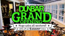 Dunbar Cycles Grand Opening