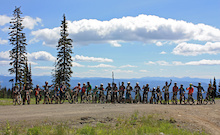 Base Mountain Bike Camp at Silver Star - 2014