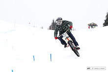 Video: They Came, It Snowed, They Conquered - FrostBike 2014