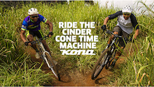 Video: Time Traveling on a Kona Cinder Cone
