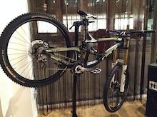 First Look: 650B GT Fury Downhill Bike