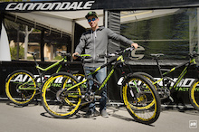 Bike Check: Jerome Clementz's 2015 Cannondale Jekyll
