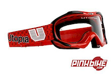 Utopia Optics NEW Goggle - SPY Photos