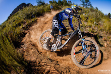 Western Province Downhill Round 2 - Helderberg, South Africa