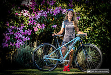 Emily Batty's Trek Superfly - Pietermaritzburg World Cup