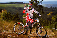 39 World Cup Downhill Bikes - Pietermaritzburg World Cup