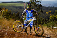 Video: Team CRC/Nukeproof In South Africa