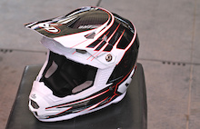 6D's New Mountain Bike Helmet - Sea Otter 2014