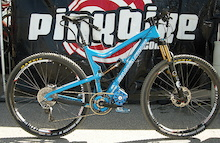 Kranked Electric's EGO 45mph Santa Cruz Tallboy LTC - Sea Otter Classic 2014