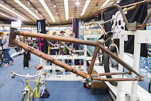 Bespoked Handmade Bicycle Show 2014