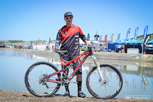Bike Check: Brian Lopes' Intense Tracer 275 - Sea Otter 2014