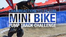 Video: CRC Mini Pump Track at Sea Otter Classic