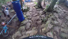 Helmet Cam: Ratboy's Cairns Race Run