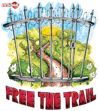 Free The Trail supports California Trails