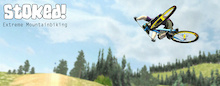 Video: Stoked Extreme Mountainbiking Game - Coming October 2014