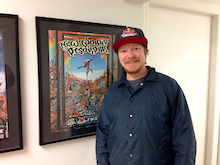 Interview: Brandon Semenuk's Rad Company Artist Scott Dickson