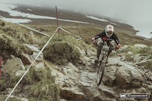 Shimano BDS 2014: Round 2, Fort William - Practice Day