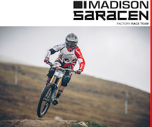 Madison Saracen Factory Race Team at Shimano BDS Round 2