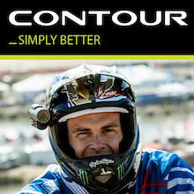 Cam Zink Locks Partnership with CONTOUR