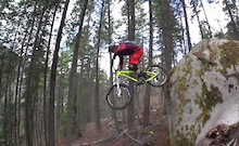 Video: Loam, Berms, Drops And Good Times