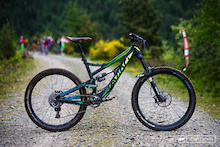 Devinci Spartan - First Look