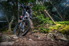 Video: UK Gravity Enduro Round 2 Innerleithen