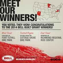 2014 Bell Built Winners Recap